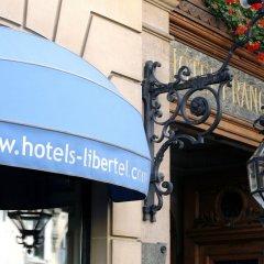 Отель Libertel Gare de LEst Francais городской автобус