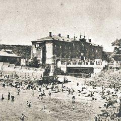 Гостиница Морской спортивное сооружение
