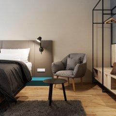 Отель Avenue Pallova 28 Пльзень комната для гостей