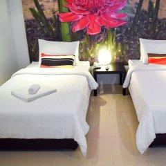 Отель Ta Residence Suvarnabhumi Бангкок комната для гостей