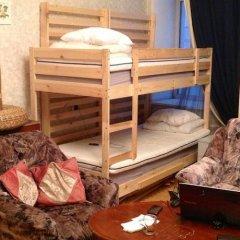 EuroFriends Hostel сауна