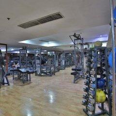 Crown Regency Hotel and Towers Cebu фитнесс-зал фото 4