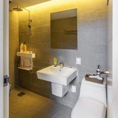 Отель Bauhaus ванная