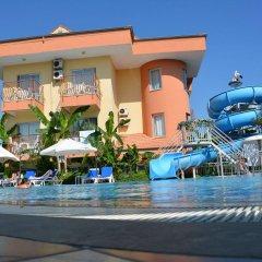 Yavuzhan Hotel Турция, Сиде - 1 отзыв об отеле, цены и фото номеров - забронировать отель Yavuzhan Hotel онлайн бассейн фото 2
