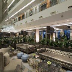 DoubleTree by Hilton Hotel Istanbul - Piyalepasa интерьер отеля фото 3