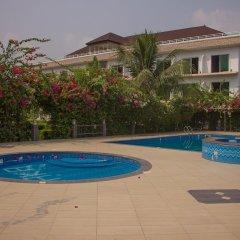 Отель Chaka Resort & Extension детские мероприятия