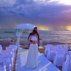 Отель Tropikal Resort Албания, Дуррес - отзывы, цены и фото номеров - забронировать отель Tropikal Resort онлайн помещение для мероприятий фото 2