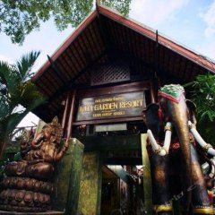 Отель Kata Garden Resort пляж Ката развлечения