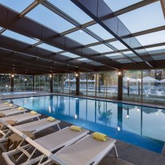 Отель Dosinia Luxury Resort - All Inclusive бассейн