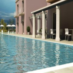 Hotel Danieli Pozzallo Поццалло бассейн фото 3