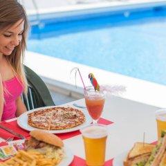 Отель Apartamentos Sun Beach питание