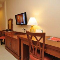 Отель Hyton Leelavadee 4* Стандартный номер фото 14