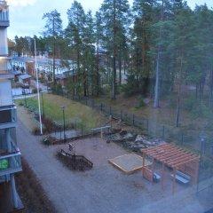 Отель Helsinki Airport Suites Финляндия, Вантаа - отзывы, цены и фото номеров - забронировать отель Helsinki Airport Suites онлайн балкон