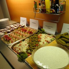 Hotel Ruze Карловы Вары питание фото 2