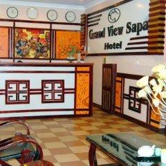 Grand View Sapa Hotel Шапа интерьер отеля фото 2