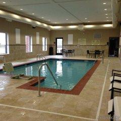 Отель Hampton Inn & Suites Effingham США, Эффингем - отзывы, цены и фото номеров - забронировать отель Hampton Inn & Suites Effingham онлайн бассейн фото 2