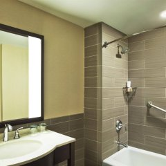 Отель Sheraton Lincoln Harbor Вихокен ванная