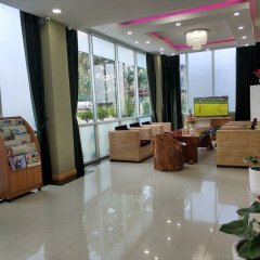 Kayah Land Hotel интерьер отеля
