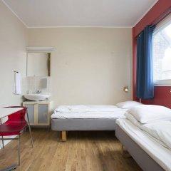 Hotel Copenhagen Apartments сейф в номере