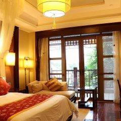 Отель Xiamen Aqua Resort комната для гостей фото 2