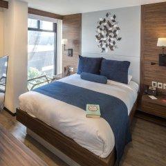 Отель Suites Batia Мексика, Мехико - отзывы, цены и фото номеров - забронировать отель Suites Batia онлайн комната для гостей фото 4