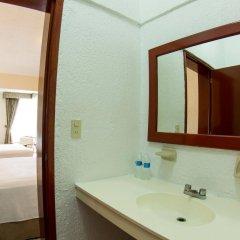 Отель Estancia Мексика, Гвадалахара - отзывы, цены и фото номеров - забронировать отель Estancia онлайн ванная фото 2