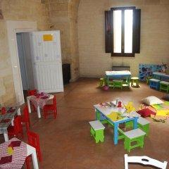Отель Masseria Ospitale Лечче детские мероприятия