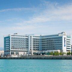 Отель Radisson Blu Resort & Congress Centre, Сочи пляж фото 2