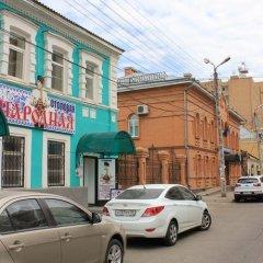 Мини-отель Сказка парковка