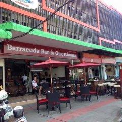 Отель Barracuda Guesthouse питание