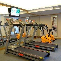 Отель Guangdong Hotel Китай, Шэньчжэнь - отзывы, цены и фото номеров - забронировать отель Guangdong Hotel онлайн фитнесс-зал фото 3
