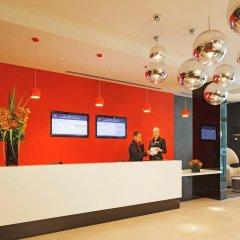 Отель Ibis London Blackfriars Великобритания, Лондон - 1 отзыв об отеле, цены и фото номеров - забронировать отель Ibis London Blackfriars онлайн интерьер отеля фото 3