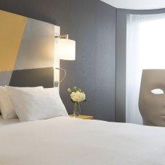 Отель Pullman Toulouse Airport Франция, Бланьяк - отзывы, цены и фото номеров - забронировать отель Pullman Toulouse Airport онлайн комната для гостей фото 4