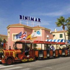 Hotel Globales Binimar городской автобус