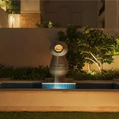 Отель The St. Regis Saadiyat Island Resort, Abu Dhabi бассейн фото 3