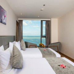 DTX Hotel Nha Trang комната для гостей