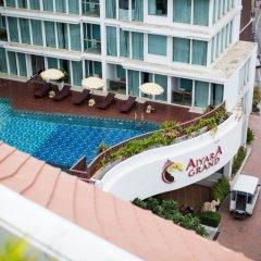 Aiyara Grand Hotel балкон