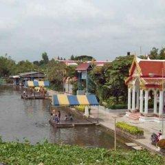 Airy Suvarnabhumi Hotel Бангкок приотельная территория