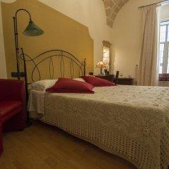 Отель Michelangelo B&B Лечче комната для гостей фото 5