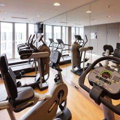 Отель Eurostars Berlin фитнесс-зал фото 4