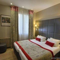 Отель Villa Margaux Opera Montmartre Париж комната для гостей фото 2