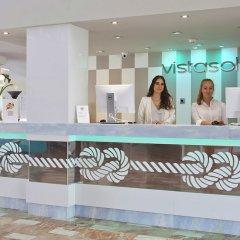 Vistasol Hotel Aptos & Spa бассейн