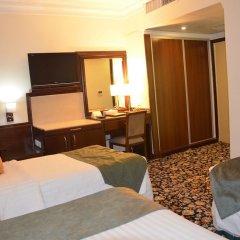 Отель Amra Palace International Иордания, Вади-Муса - отзывы, цены и фото номеров - забронировать отель Amra Palace International онлайн комната для гостей фото 4