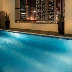 Oaks Liwa Heights Hotel Apartments бассейн фото 3