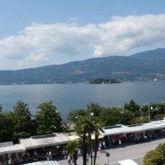 Отель Novara Италия, Вербания - отзывы, цены и фото номеров - забронировать отель Novara онлайн балкон