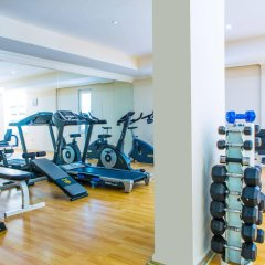 Kahya Hotel – All Inclusive фитнесс-зал