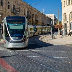 ibis Styles Jerusalem City Center Hotel Израиль, Иерусалим - отзывы, цены и фото номеров - забронировать отель ibis Styles Jerusalem City Center Hotel онлайн городской автобус