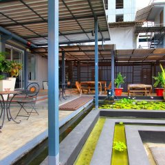 Отель D Varee Xpress Makkasan Таиланд, Бангкок - 1 отзыв об отеле, цены и фото номеров - забронировать отель D Varee Xpress Makkasan онлайн фото 4