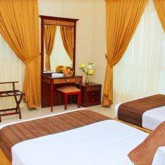 Отель Апарт-Отель Emirates Stars Sharjah ОАЭ, Шарджа - 1 отзыв об отеле, цены и фото номеров - забронировать отель Апарт-Отель Emirates Stars Sharjah онлайн удобства в номере фото 2