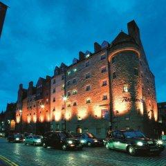 Radisson Blu Hotel, Edinburgh City Centre Эдинбург приотельная территория